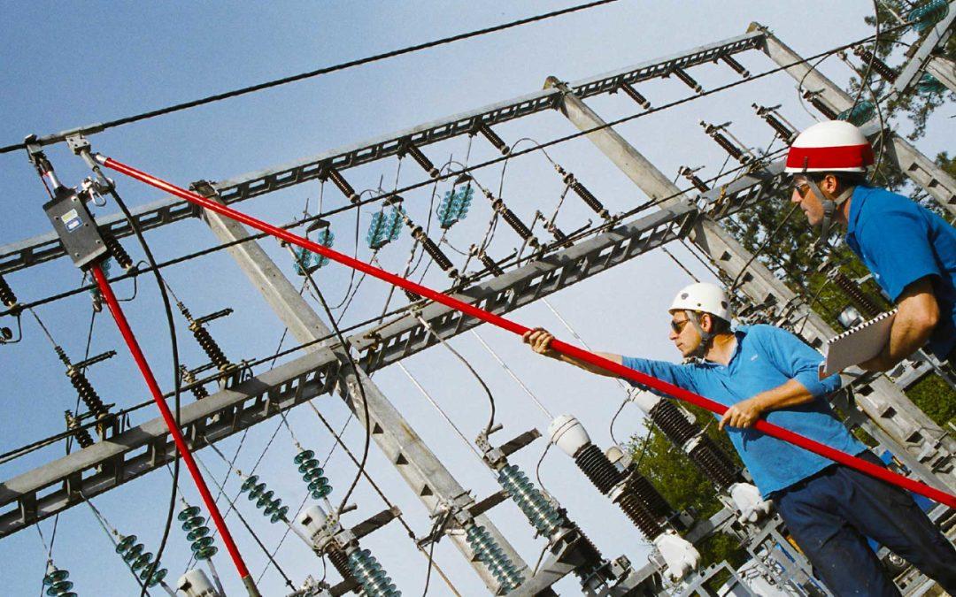 Extension du poste de Népoui et installation d'un système de batteries