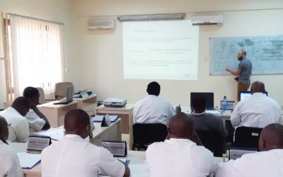 Formation de dispatcheurs au Bénin et au Togo