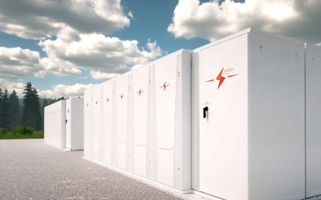 Ukraine energy storage project