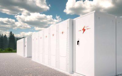 Projet de stockage d'énergie en Ukraine
