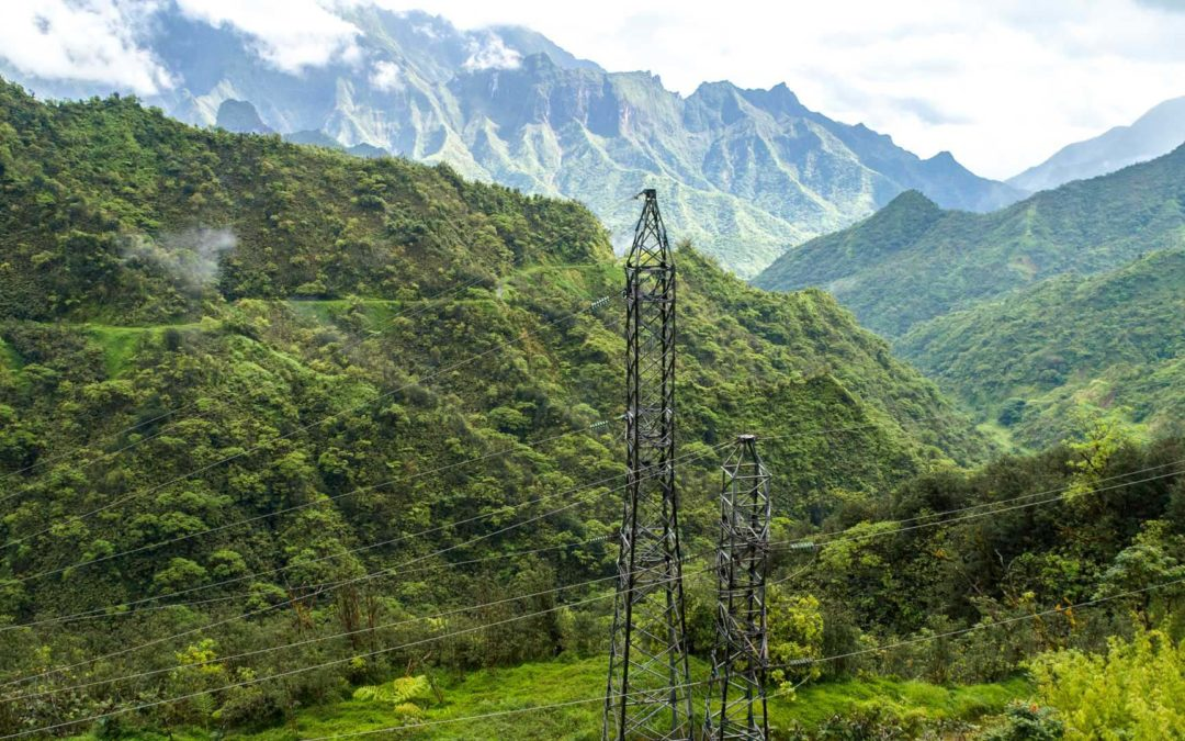 RTE international puts in place a technical assistance agreement with the Polynesian Electric Power Transmission Company