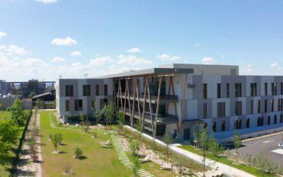 RTE international pérennise son implantation au sein du Campus Transfo de RTE à Jonage