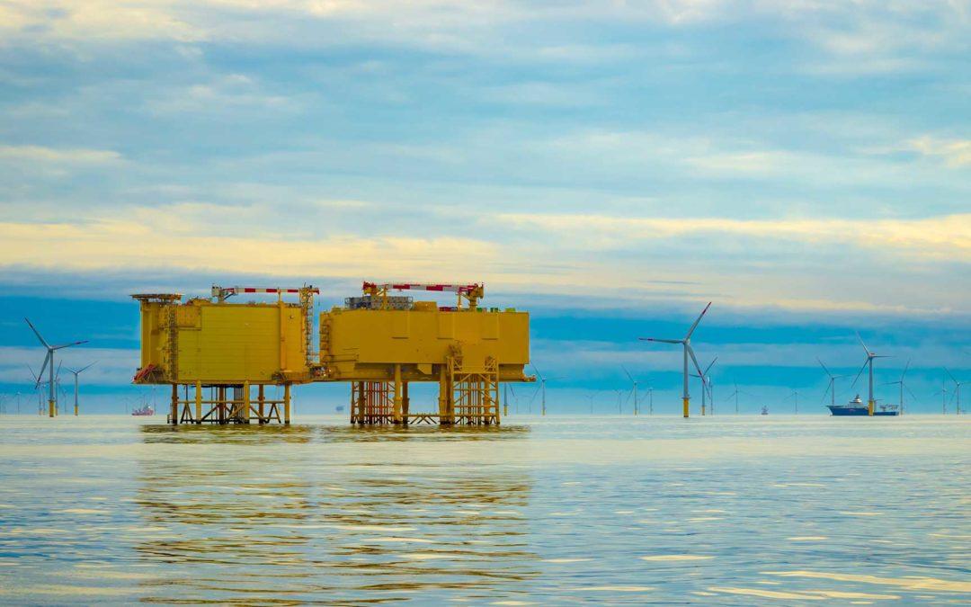 RTE international participe aux études de faisabilité du projet de hub électrique offshore géant en mer du Nord